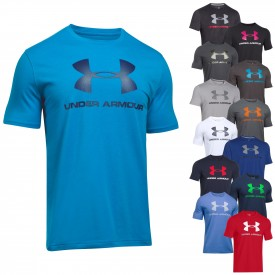 Tee-shirt Sportstyle Logo - Under Armour 1257615