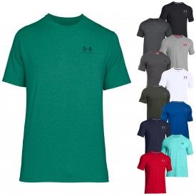 Tee shirt Left Chest Under Armour