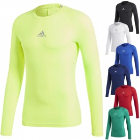 Tee-shirt Alphaskin ML Adidas