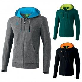 Veste Sweat Graffic 5-C Erima