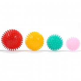Balle de massage 7 cm Assortis - Sporti 099342