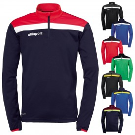 Sweat 1/4 zip Offense 23 - Uhlsport 1002212